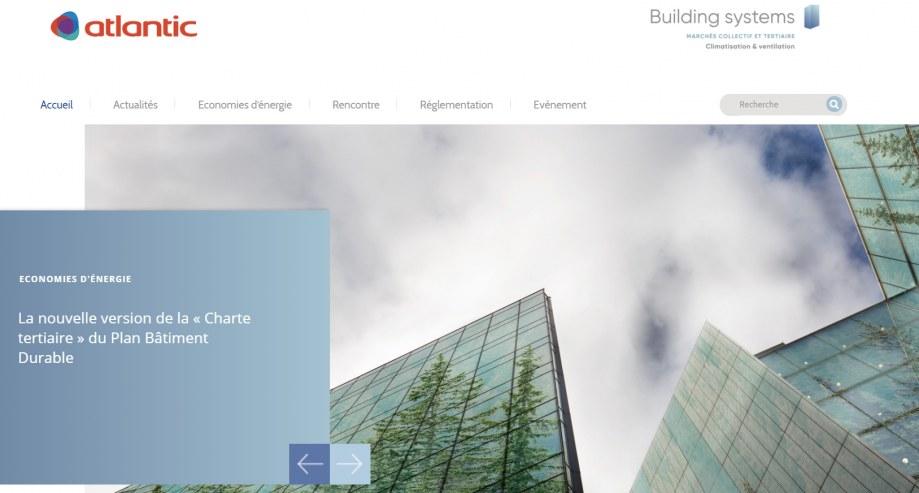 Projet #2 : Atlantic building systems